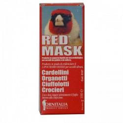red mask ornitalia