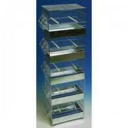 cage de chant 5 etages