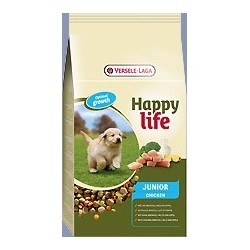 "Happy Life ""Junior"" poulet - Versele Laga 3kg"