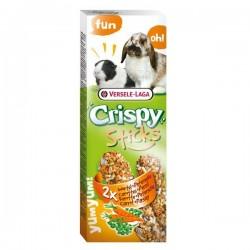 Lapins (nains): Crispy Sticks Légumes  boîtes  110 g  2 x 55 g