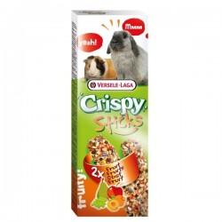 Lapins (nains): Crispy Sticks Fruit boîtes  110 g  2 x 55 g