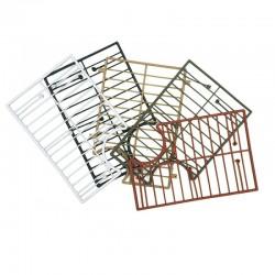 grilles de fonds de cages