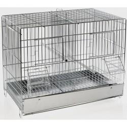 Cage Cova Métal 2 Compartiments